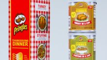 Pringles® Brings Back Thanksgiving-Inspired Favorites