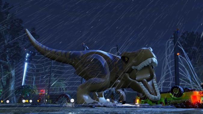 JXE Streams: Exploring 'Lego Jurassic World' brick by brick