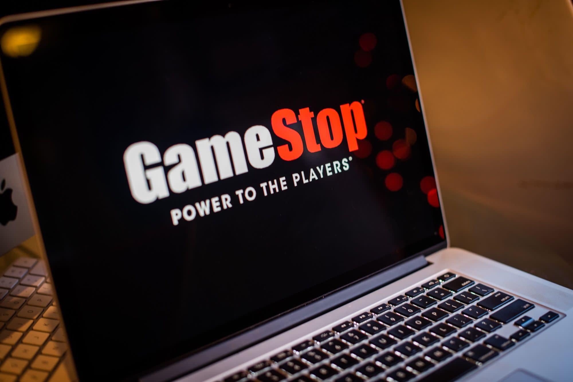GameStop Rises as Zero-Debt Plan Boosts Bets on Turnaround  image