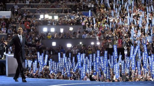 Full text of President Obama's speech at the DNC