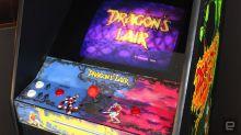 How modern tech saved my 'Dragon's Lair' arcade game