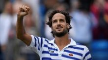 Evergreen Lopez sets up Cilic final at Queen's Club
