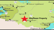 Greencastle Options Historic Mayflower Gold Property in Emerging Rainy River Mining District, NW Ontario