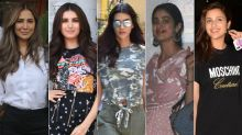 STUNNER OR BUMMER: Kim Sharma, Tara Sutaria, Kriti Sanon, Janhvi Kapoor Or Parineeti Chopra?
