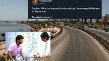 Sec 144 in Mumbai: Panicked Netizens Float Memes Despite Aaditya Thackeray's Advice to Keep Calm