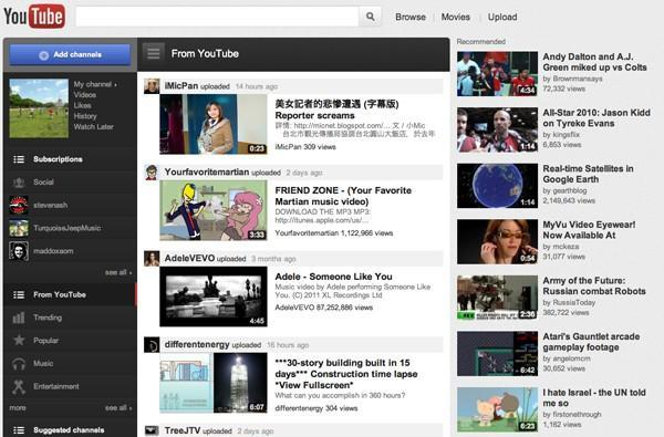 YouTube's got big plans for web TV: specialized channels with niche and original content