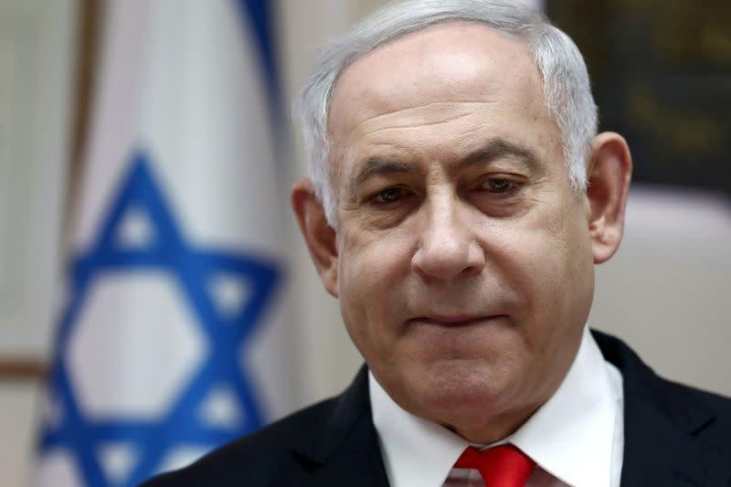 Netanyahu accuses ICC of anti-Semitism in pursuit of war crimes probe