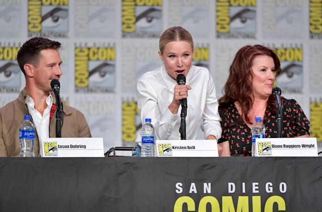 Hulu's Comic-Con surprise: 'Veronica Mars' S4 is streaming now