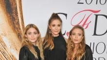 Ashley, Mary-Kate, and Elizabeth Olsen Make Rare Appearance Together at CFDA Awards