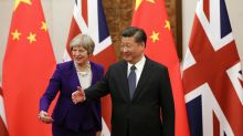 Theresa May has been given a surprisingly adorable nickname in China