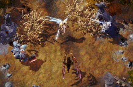 Heroes of the Storm shows off Tyrael