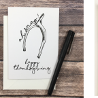 Cute Thanksgiving Cards That Will Make Anyone Smile