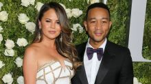 John Legend Almost Has an EGOT and Chrissy Teigen is So Excited For Him!