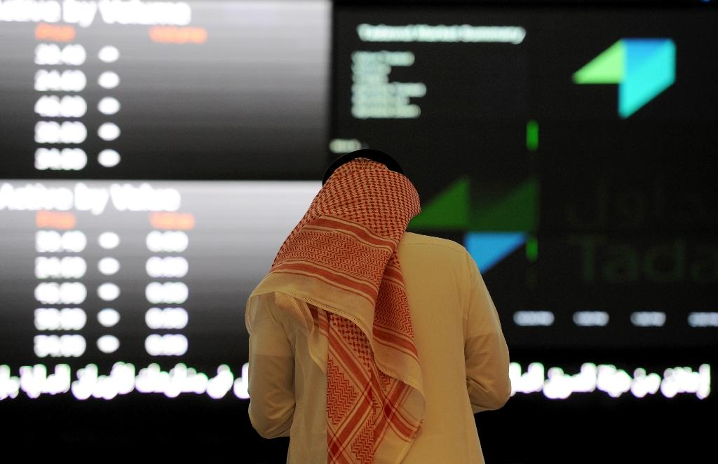 The Saudi stock market ended 2018 up 8.3 percent