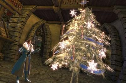 Guild Wars 2 hosts a Wintersday twitter contest this week