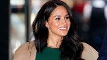 Meghan Markle just stepped out with the hottest handbag for fall