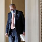 U.S. Senate's Schumer reviewing Republican request for Trump impeachment trial delay