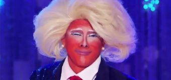 'Drag Race' musical a Trump-themed spectacular