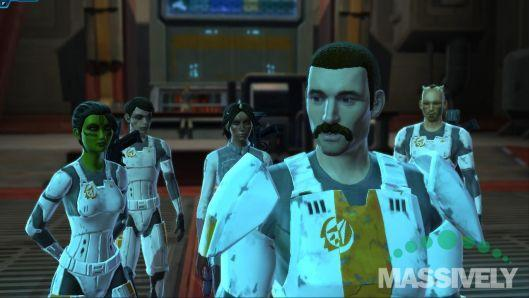 Star Wars: The Old Republic community Q&A addresses mobile apps, ops, and more