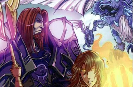 Manga Review: World of Warcraft: Mage