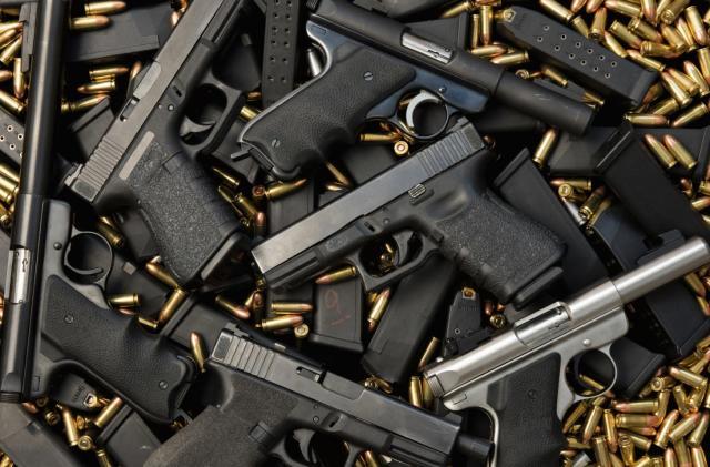 America is driving gun sales on the dark web