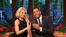 Michael Strahan's Last 'Live!': Kelly Ripa Shed No Tears