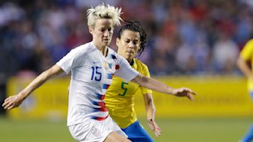 USWNT stars Rapinoe, Sauerbrunn rip FIFA