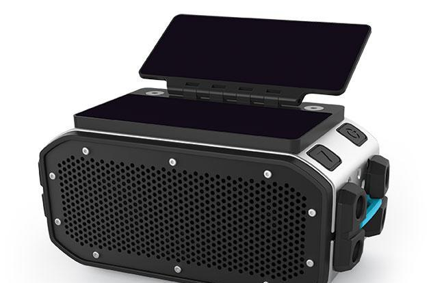 Braven's BRV-PRO rugged speaker packs solar charging and more