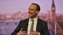 UK Brexit minister Raab says open-minded on extending post-Brexit transition