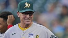 A's manager Bob Melvin's contract option exercised for 2022
