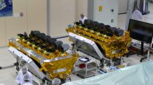 O3b Satellites Arrive at Kourou for March Launch