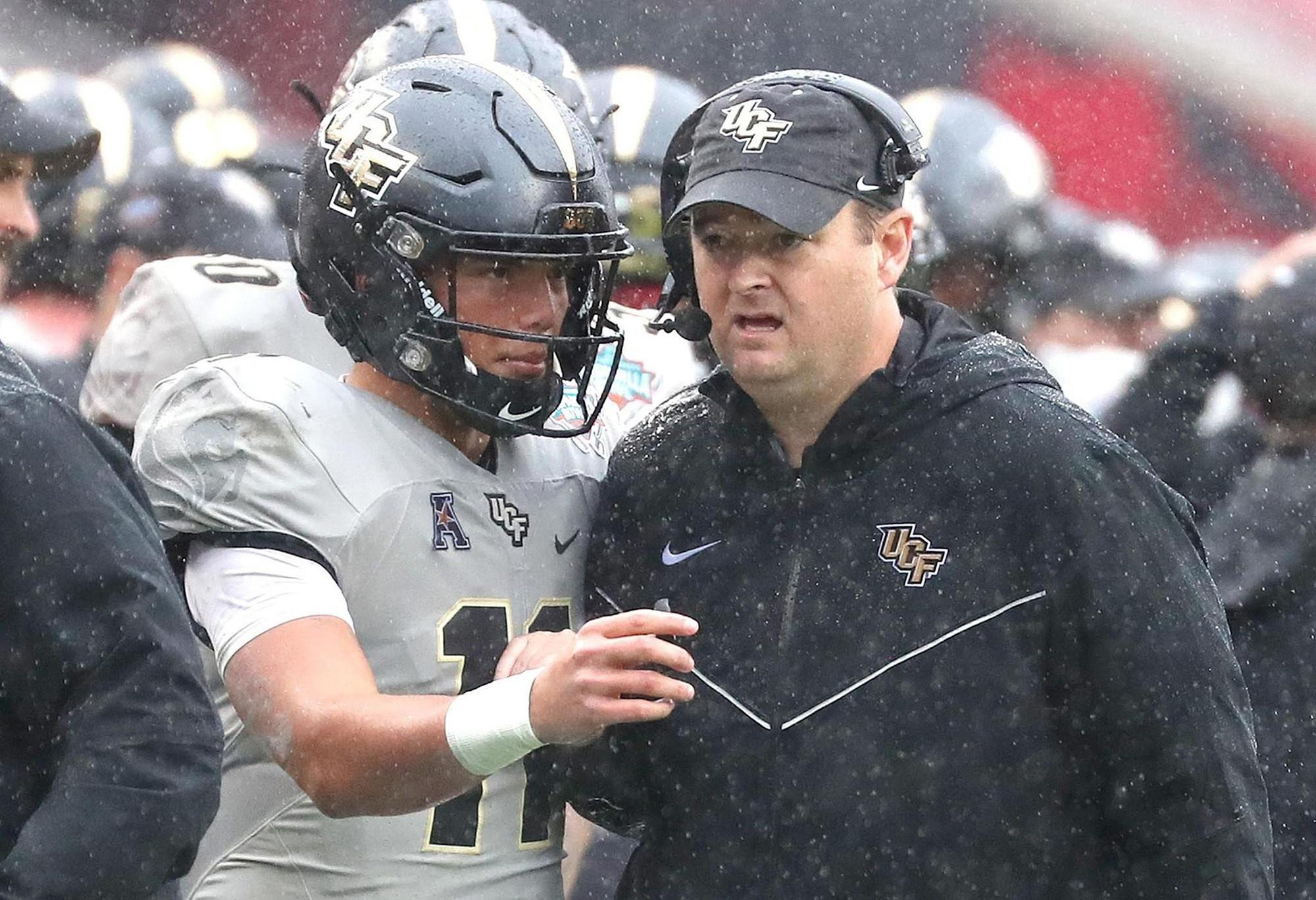 UCF QB Dillon Gabriel stays hot, leads Knights to win over Tulane