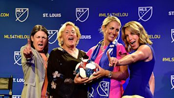 St. Louis's new MLS team already makes history