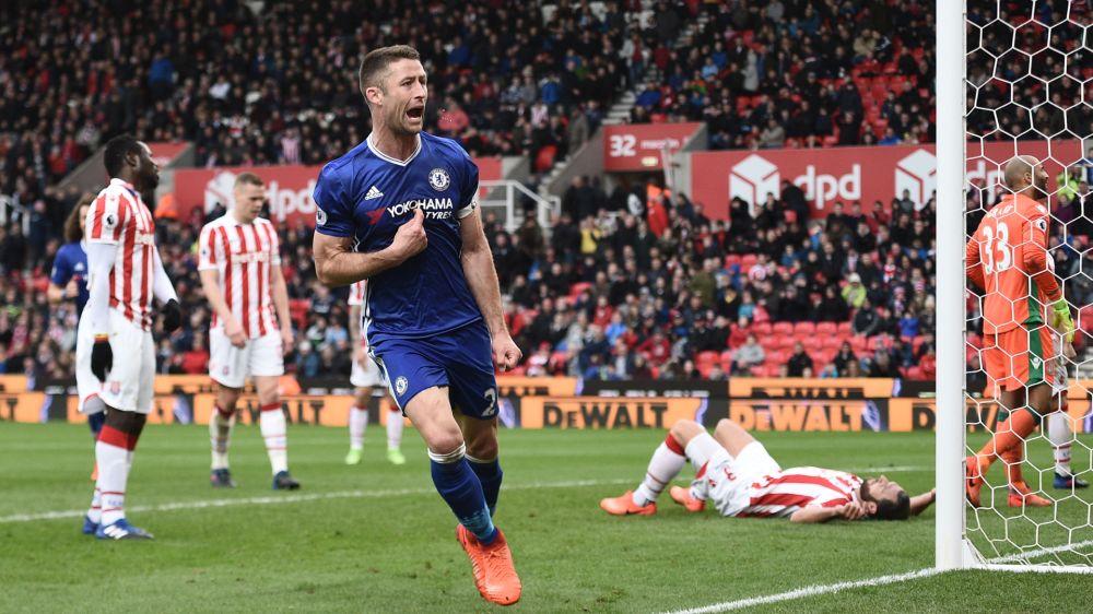 Cahill se redime para darle el triunfo a Chelsea sobre el final