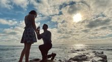 Wilmer Valderrama is engaged to model Amanda Pacheco: 'It's just us now'