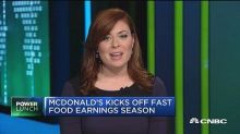 McDonald's to serve up closely watched earnings report