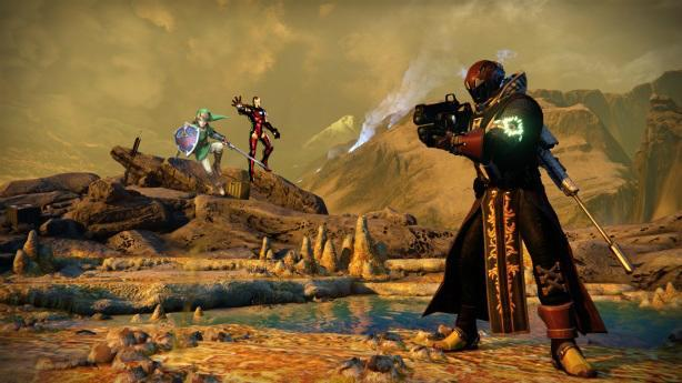 Destiny retains UK No.1 against Disney Infinity 2.0, Hyrule Warriors