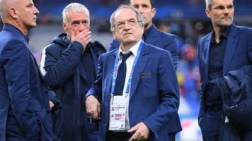 Foot - Conseil de la FIFA : l'Allemagne laisse le champ libre à Noël Le Graët