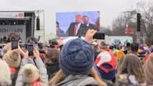 Trump joins anti-abortion protesters at March for Life rally in D.C.