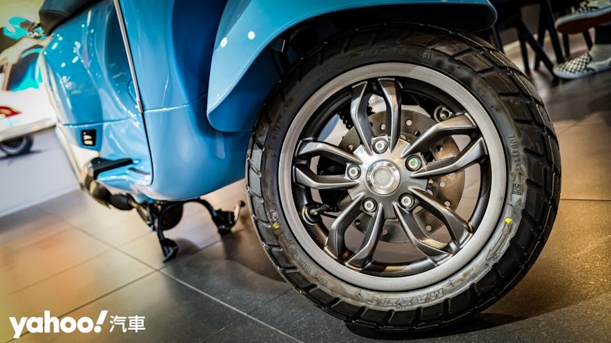 再給你一次機會!2020 Vespa LX 125 i-get FL都會試駕! - 11