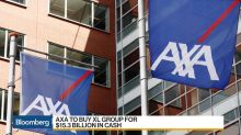 Axa Agrees to Buy XL Group for $15.3 Billion