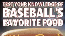 Trivia Time: Test of your knowledge of baseball's favorite food — the hot dog