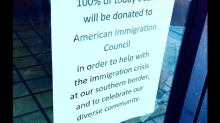 Restaurant owner in Greenville, home of Trump 'send her back' rally, donates profits to pro-immigration cause