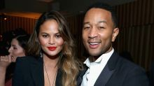 Chrissy Teigen criticised for using IVF and 'choosing' the gender of her baby