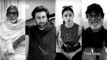 'Family': Bachchan, Ranbir, Alia, Rajinikanth's Message For You