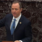 Rep. Adam Schiff's Passionate Speech Stirs Senate
