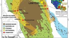 Benchmark Adds 7.52 km2 of Ground and New Targets Contiguous to the Lawyers Gold-Silver Trend Within B.C.'s Golden Horseshoe