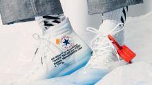 #OFF-WHITE x Converse Chuck Taylor :潮流 Instagrammer 都怎麼搭配這雙「半透明」潮鞋?