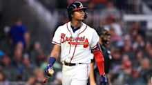 Braves manager Brian Snitker benches Ronald Acuña Jr. for lack of hustle