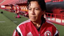 Women's football pioneer found brutally murdered